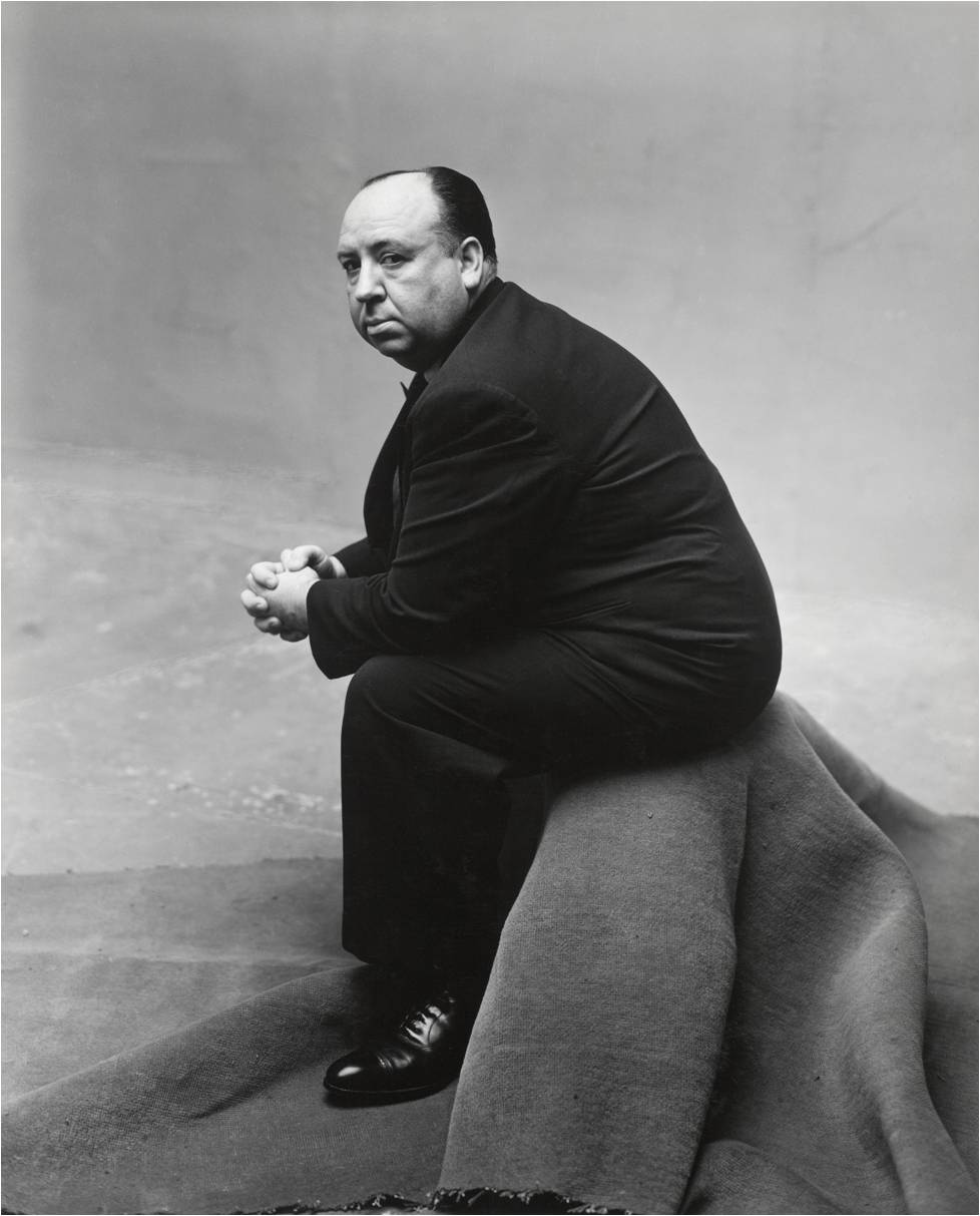Alfred Hitchcock, Irving Penn