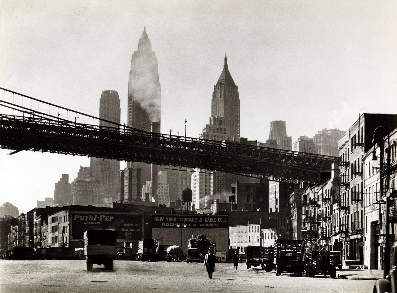 New York, 1935, Berenice Abbott