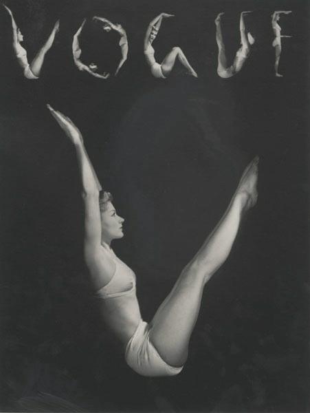 Lisa kaip V.O.G.U.E. - 1940