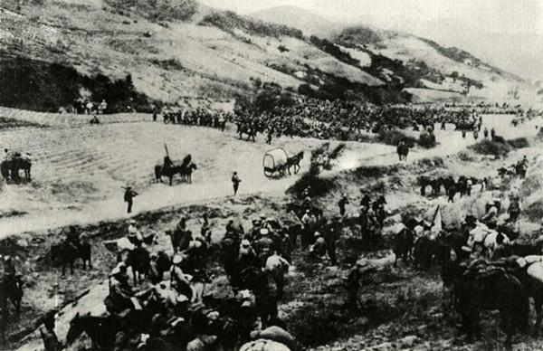 Rusijojs-Japonijos karas. Kariuomenės pervažiavimas, 1904-1905
