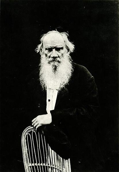 Lev Tolstoy, 1902