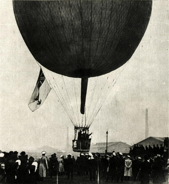 Skrydžio pradžia, 1904-1905